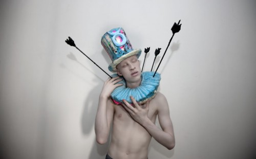 Walter Van Beirendonck, photo by Ronald Stoops.