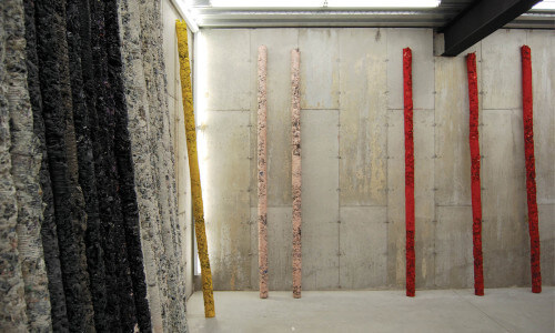 Helmut Lang art exhibition 2015