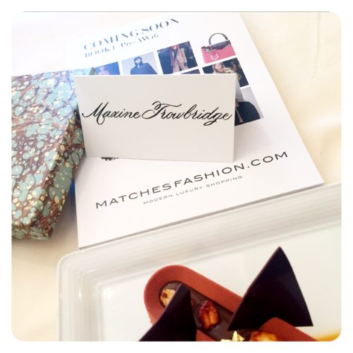 Matches Fashion Lunch at Rosewood Mansion