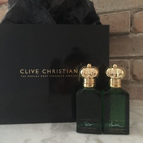 Clive Christian Limited Edition Original Collection Twist
