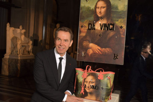The Masters, Jeff Koons collaboration with Louis Vuitton
