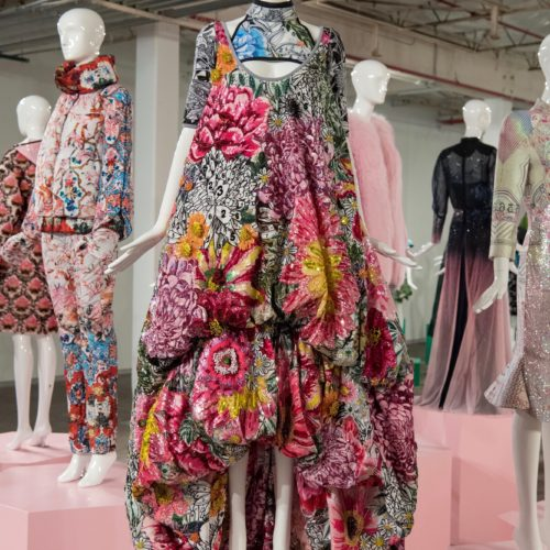 Mary Katrantzou, Mary Queen of Prints