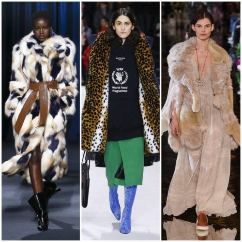 Fur-free, Givenchy, Balenciaga, Stella McCartney