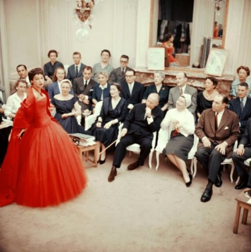 Christian Dior An Haute Exhibition At The Victoria And
