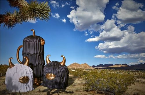 Simon and Nikolai Haas, the Haas Brothers collaborate with L'Objet