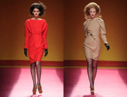 Chadwick Bell Fall 2012 collection